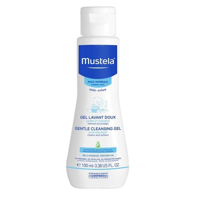 Δώρο Mustela Gentle Cleansing Gel Βρεφικό-Παιδικό Τζελ Καθαρισμού για Σώμα & Μαλλιά 100ml