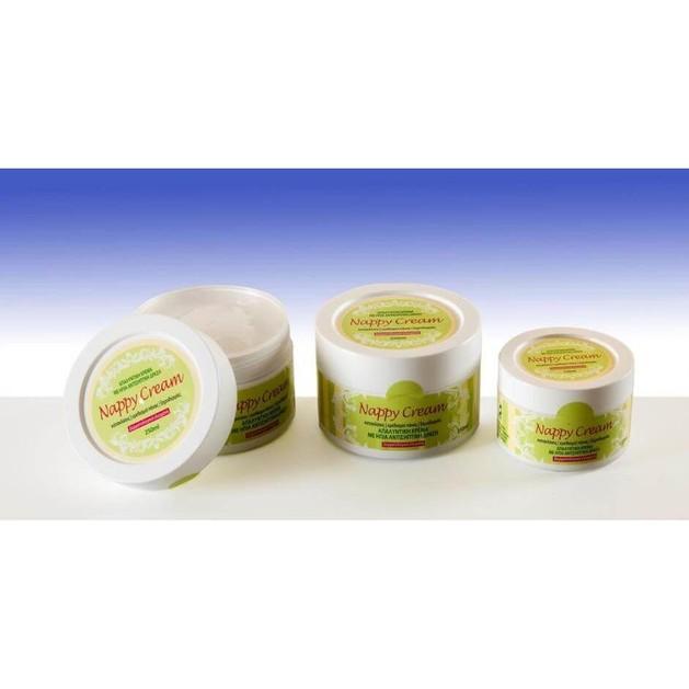 Solace Nappy Cream  Κρέμα Για Ερεθισμούς Πάνας Κατάκλισης  Και Οχι Μόνο