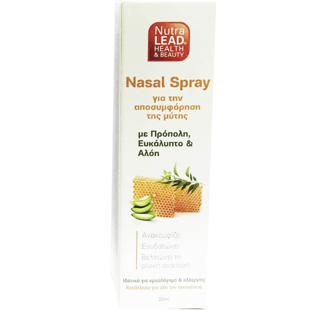 Nutralead Nasal Spray 30ml