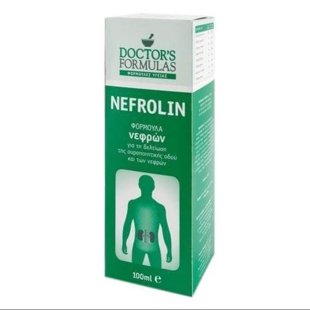 Doctor\'s Formulas Nefrolin 100ml