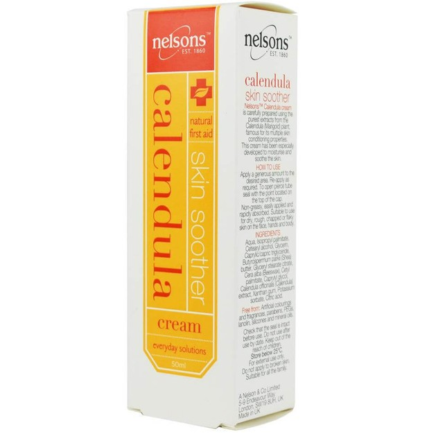 Power Health Nelsons Calendula Cream 50ml
