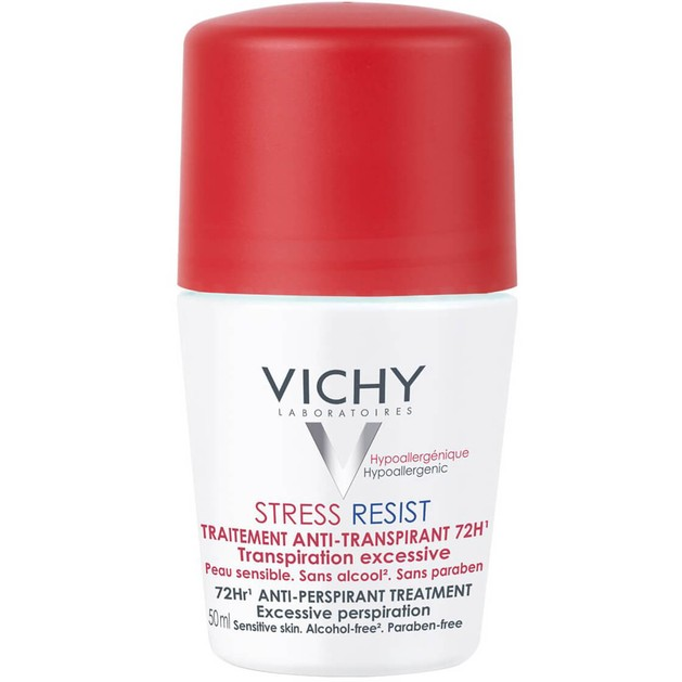 Vichy Deodorant Stress Resist Roll On 72h 50ml