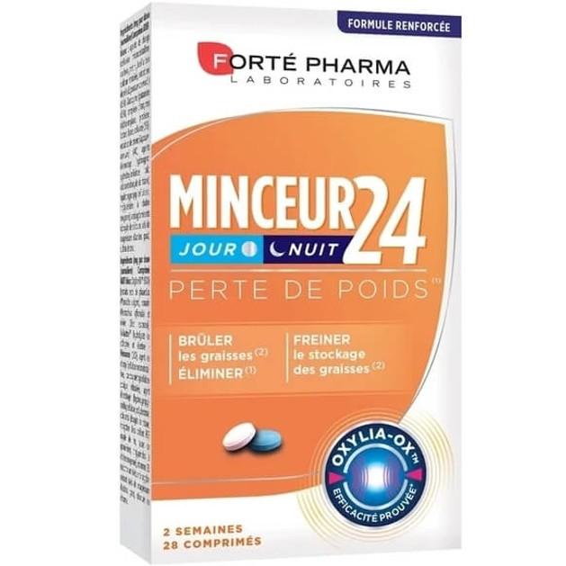Forte Pharma Minceur 24 Jour & Nuit 28Tabs