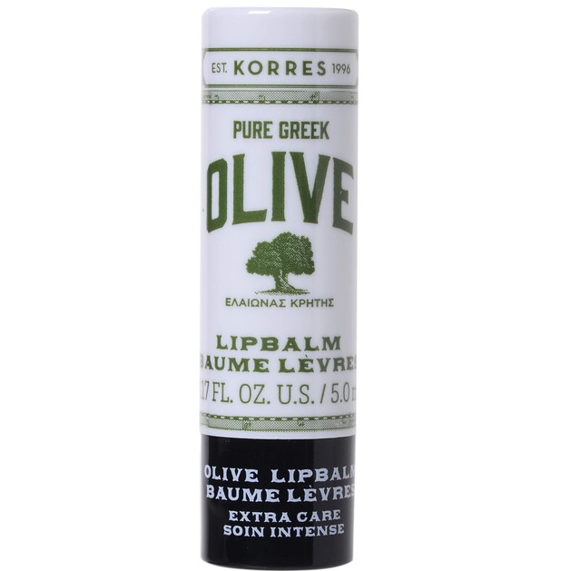 Korres Pure Greek Olive Extra Care Lip Balm 5ml