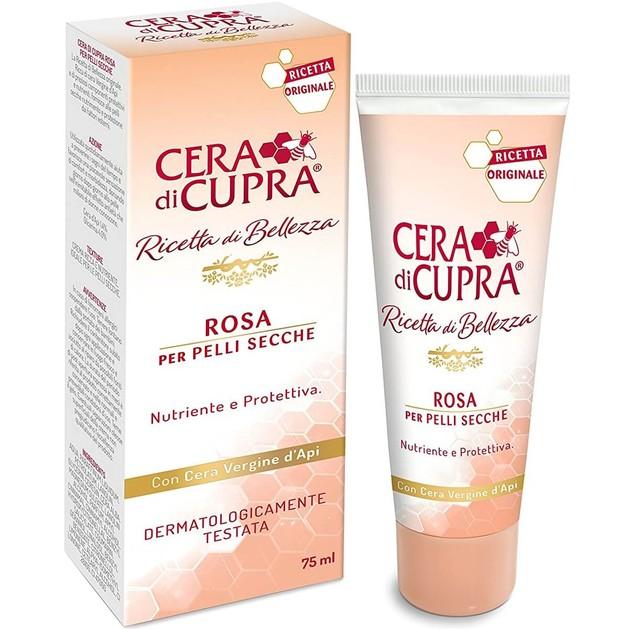 Cera di Cupra Beauty Recipe Rosa Plus Ενυδατική Θρεπτική Κρέμα Προσώπου για Πολύ Ξηρά Δέρματα 75ml