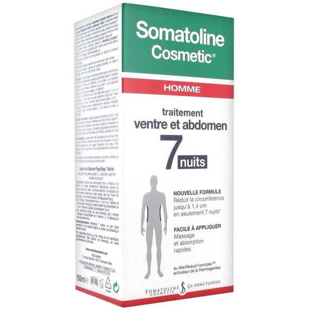 Somatoline Cosmetic Man 7 Νύχτες 150ml