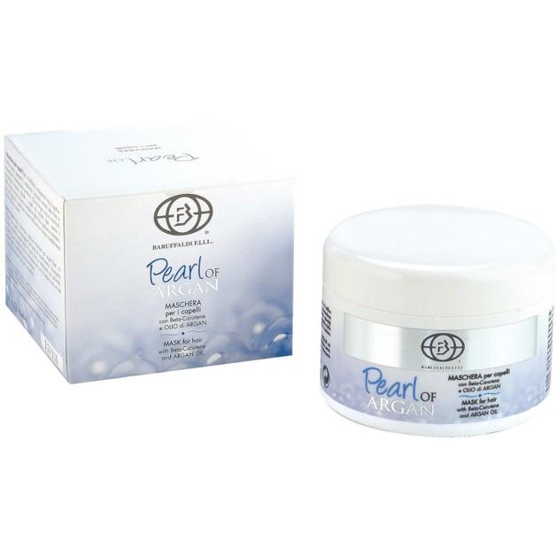 Pearl of Argan Mask For Hair Μάσκα Μαλλιών για Ενδυνάμωση & Αναζωογόνηση, Κατά της Ψαλίδας 250ml