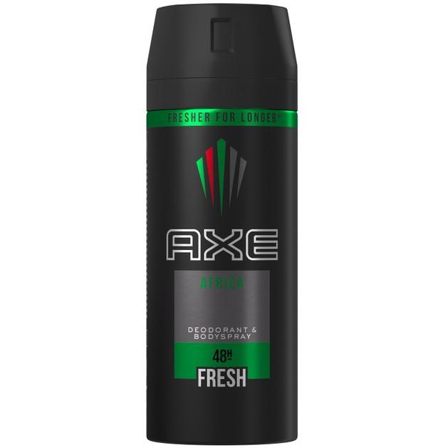 Axe Africa Body Spray 48h Fresh 150ml