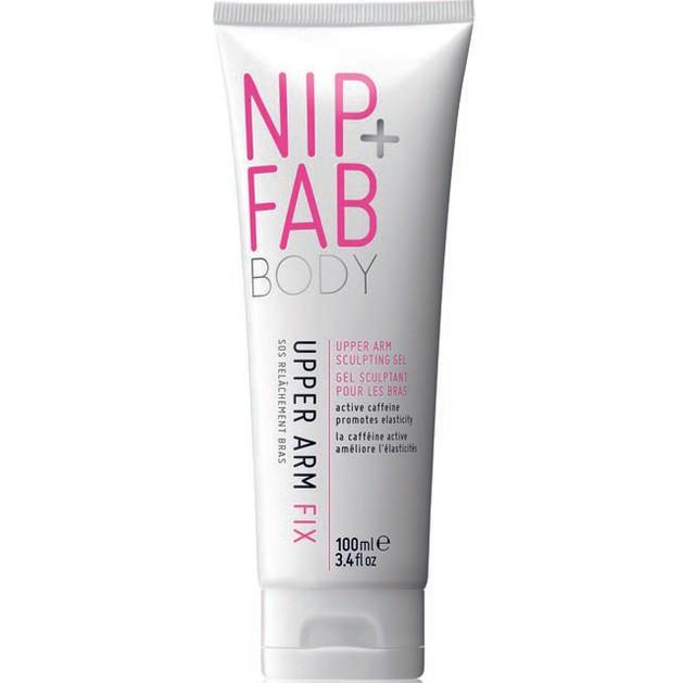 Nip + Fab Upper Arm Fix Για Την Αντιμετώπιση Της Χαλάρωσης Στα Μπράτσα 100ml