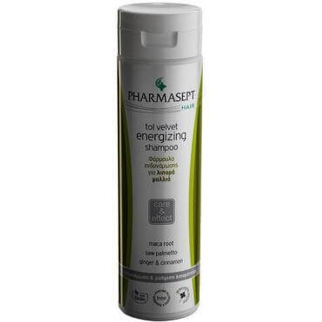 Tol Velvet Energizing Shampoo Oily 250ml - Pharmasept