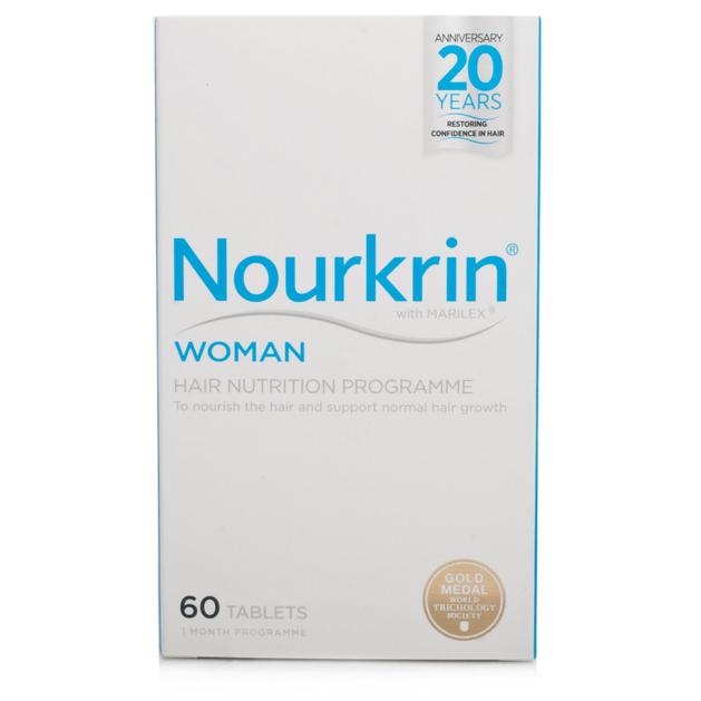 Nourkrin Woman Για Την Γυναικεία Τριχόπτωση 60tabs