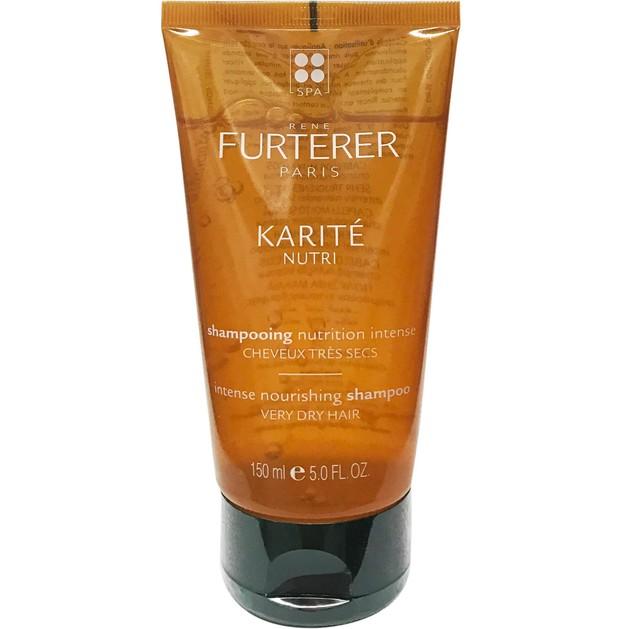Rene Furterer Karite Nutri Intense Nourishing Shampoo Εντατικής Θρέψης για Πολύ Ξηρά Μαλλιά 150ml