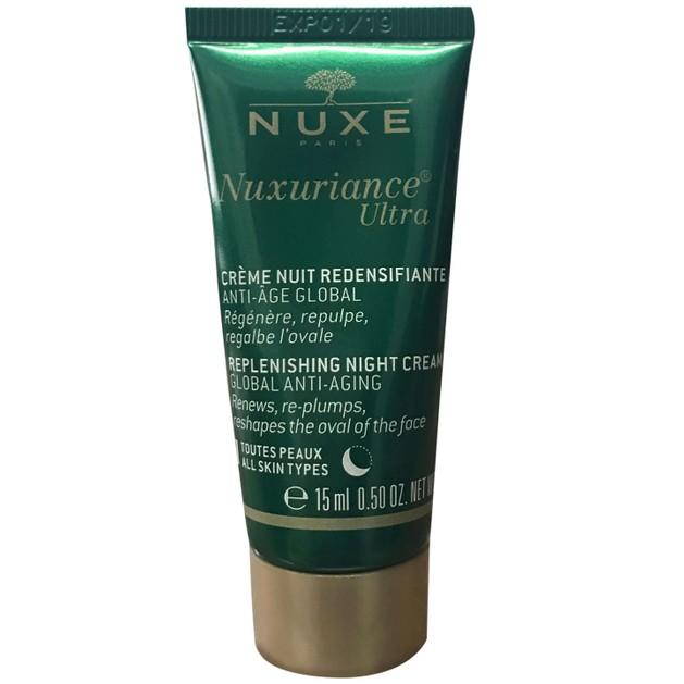 Δώρο Nuxe Nuxuriance Ultra Creme Nuit Κρέμα Νύχτας Ολικής Αντιγήρανσης 15ml