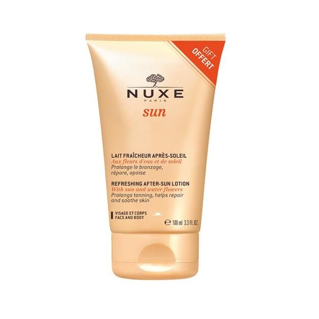Δώρο Nuxe Refreshing After Sun Lotion Αναζωογωνητική Λοσιόν για Μετά τον Ήλιο για Άμεση Αίσθηση Ανανέωσης & Δροσιάς 100ml