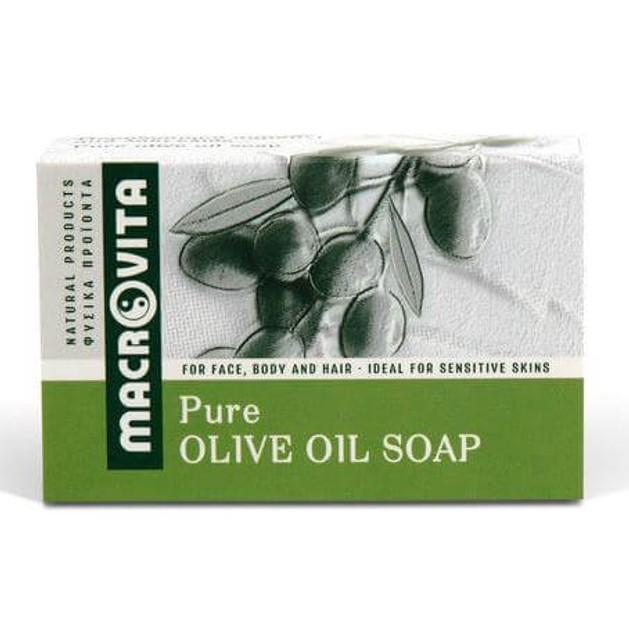 Macrovita Pure Olive Oil Soap 125gr