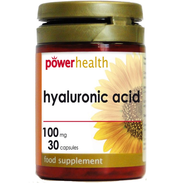Power Health Hyaluronic 100mg 30caps