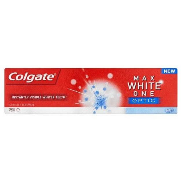 Colgate Max White One Optic Για Λευκότερα Δόντια Στη Στιγμή 75ml