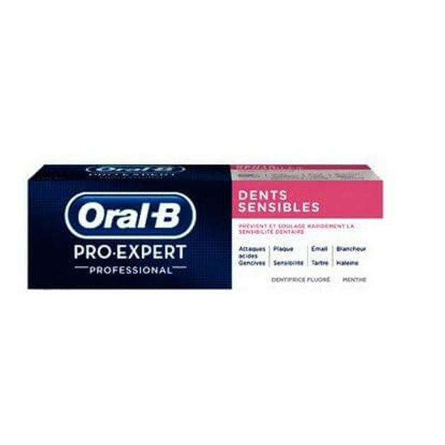 Oral B Pro-Expert Sensitive 125ml