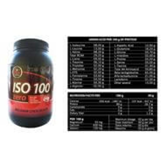 Oxygen Nutrition Iso 100 Zero Μυϊκή Ανάπτυξη Και Αποθεραπεία 1000gr