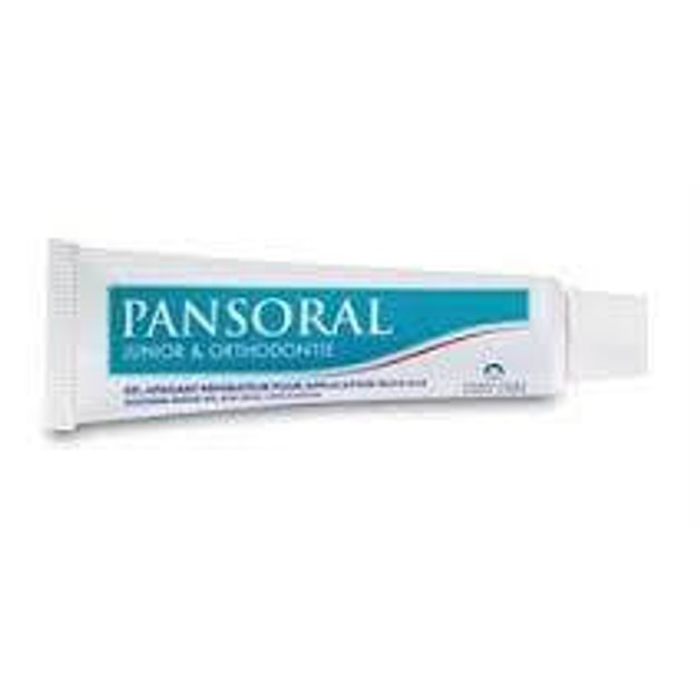 Pierre Fabre Pansoral Junior & Ortodontics 15ml