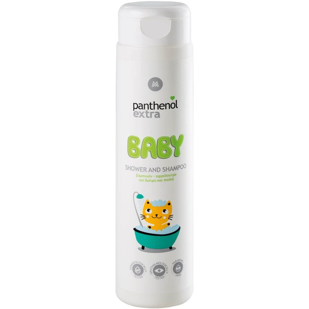 Medisei Panthenol Extra Baby Shower & Shampoo 300ml