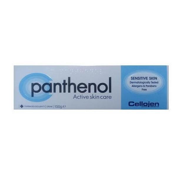 Cellogen Panthenol C Active Skin Treatment, Κρέμα για ερεθισμένο δέρμα 100gr