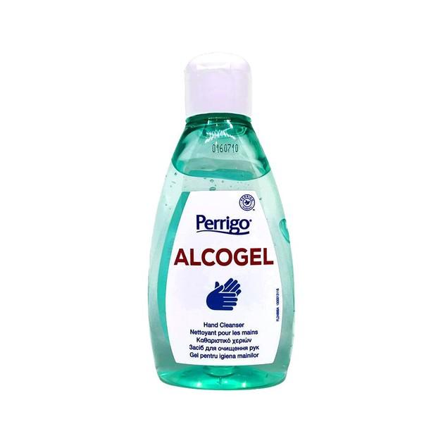 Δώρο Perrigo Alcogel Hand Cleanser Αλκοολούχο Gel Καθαρισμού Χεριών 200ml