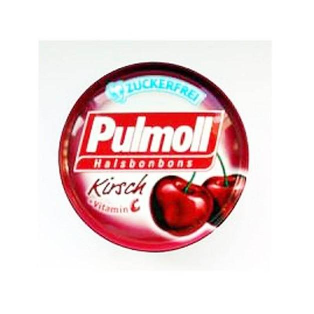 Pulmoll Καραμέλες με Κεράσι + Βιταμίνη C