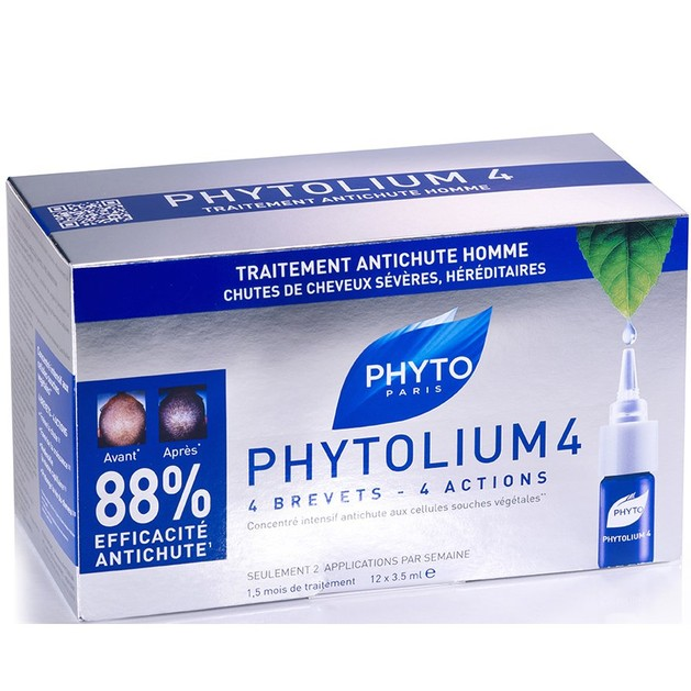 Phyto Phytolium 4 Treatment 12amp Χ 3,5ml