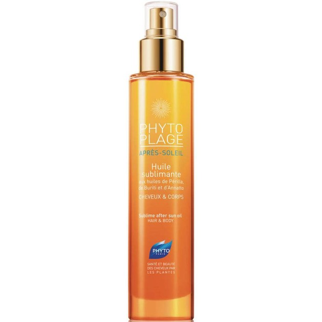 Phyto Phytoplage Sublime After Sun Oil Hair & Body 100ml