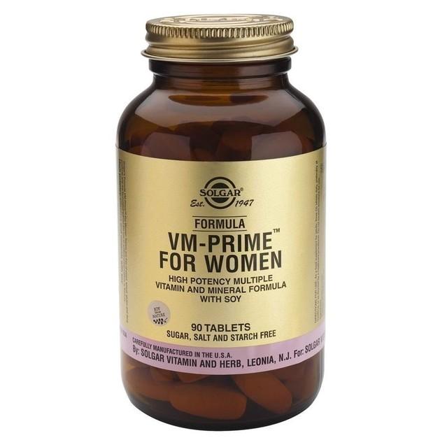 Solgar Folmula VM-Prime for Women 90 tabs
