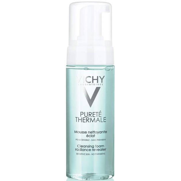 Purete Thermale Moussante Nettoyante Eclat 150ml - Vichy