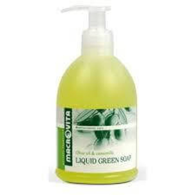 Macrovita Liquid Green Soap 300ml