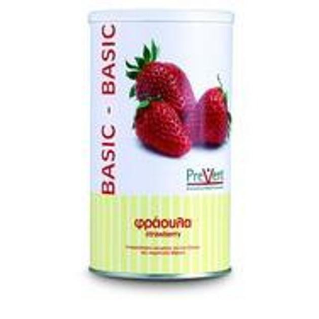 PreVent Basic Φράουλα 450gr
