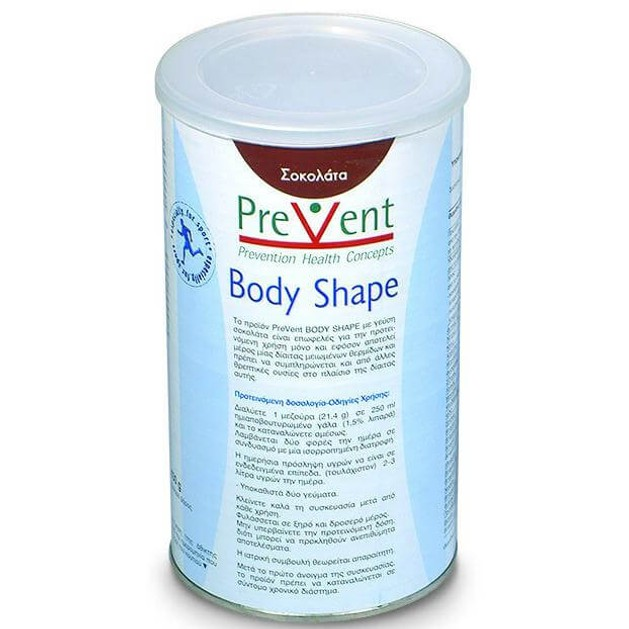 PreVent Body Shape Σοκολάτα 430gr
