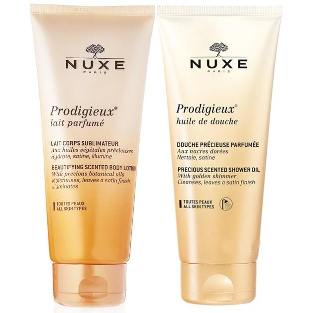 Δώρο Nuxe Prodigieux Huile de Douche Shower Oil 30ml & Prodigieux Lait Parfume 30ml