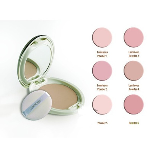 Coverderm Luminous Compact Powder Πανάδες  Κηλίδες 10gr