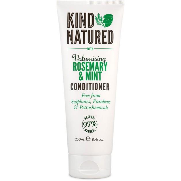 Kind Natured Volumising Rosemary & Mint Conditioner Μαλακτική Κρέμα για Πλούσιο Όγκο στα Λεπτά Άτονα Μαλλιά 250ml