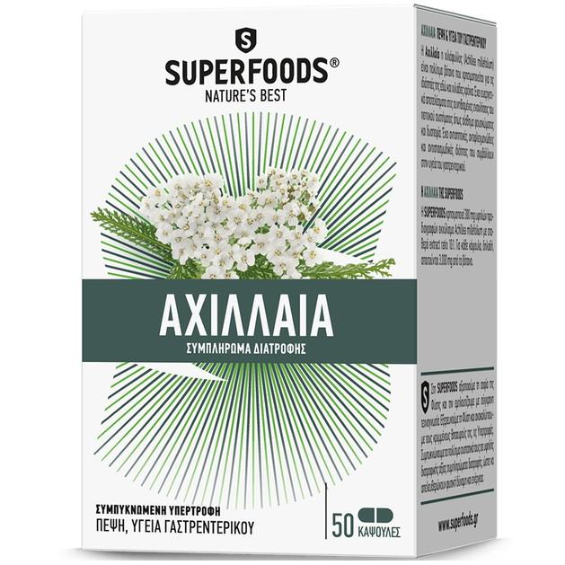 Superfoods Αχίλλαια 30 Κάψουλες