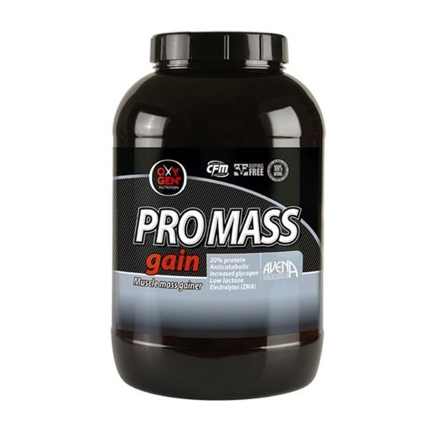 Oxygen Nutrition Pro Mass Πολλά Και Ποιοτικά Κιλά  5000gr