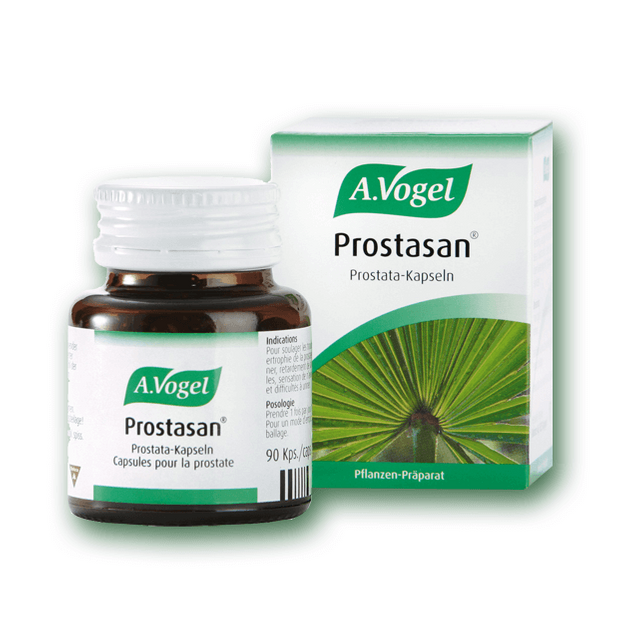 A.Vogel Prostasan Ορμονική Δράση Στο Ανδρικό Αναπαραγωγικό Σύστημα 30 caps