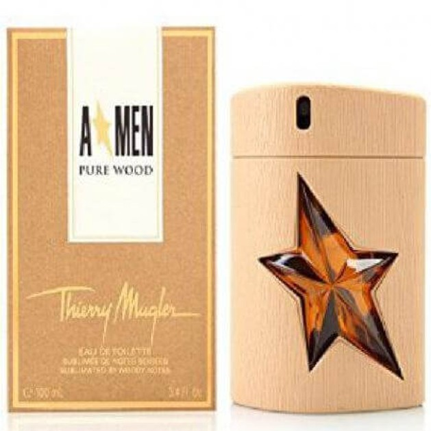 Thierry Mugler A*Men Pure Wood Eau de Toilette 100ml