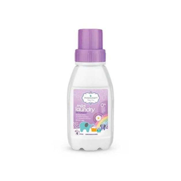 Δώρο Pharmasept Mild Laundry Detergent Βρεφικό Απαλό Υγρό Απορρυπαντικό με Καθαριστικούς Παράγοντες Φυτικής Προέλευσης 200ml