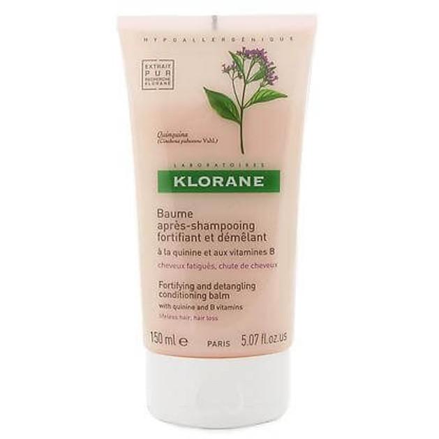Klorane Baume Apres Shampooing a la Quinine 150ml