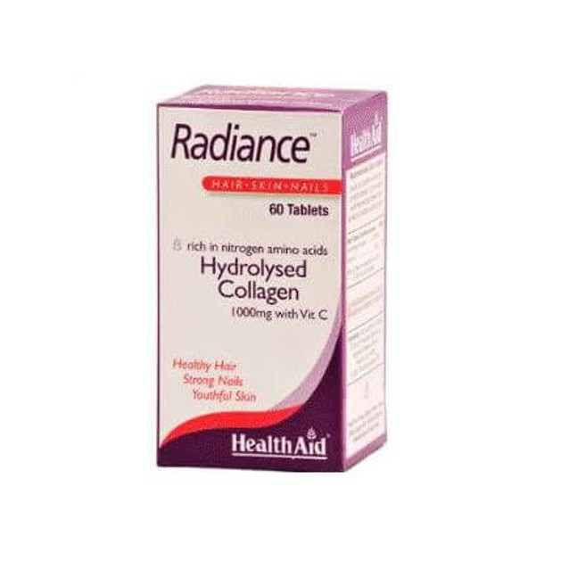 Health Aid Radiance 1000mg 60tabs