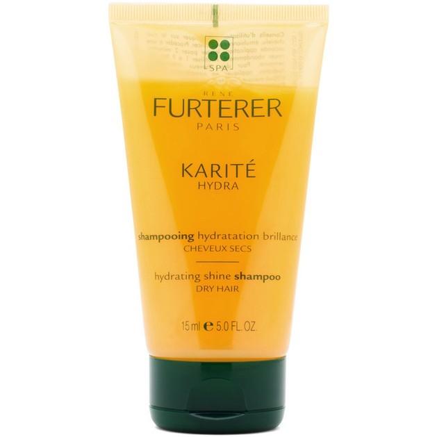Δώρο Rene Furterer Karite Hydra Hydrating Shine Shampoo Ενυδατικό Σαμπουάν Λάμψης για Ξηρά Μαλλιά 15ml σε Συλλεκτική Συσκευασία