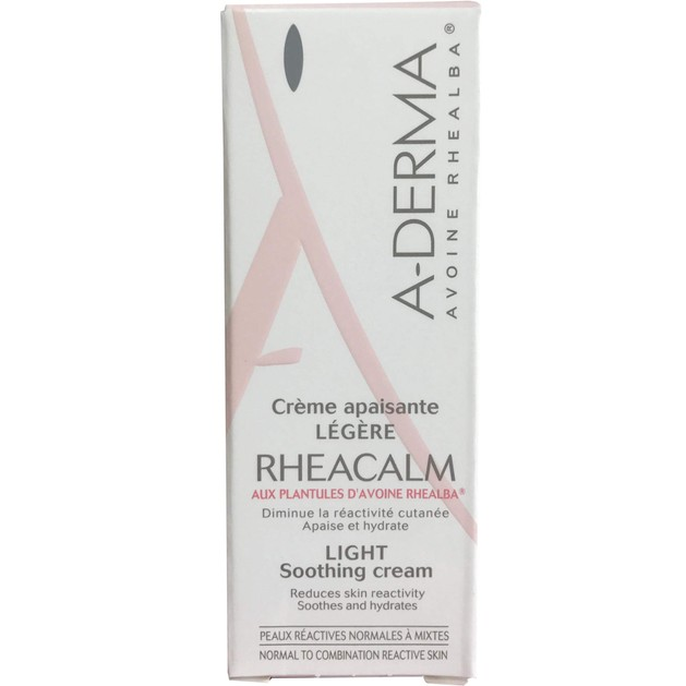 Δώρο A-Derma Rheacalm Creme Apaisant Legere Λεπτόρρευστη Καταπραϋντική Κρέμα 5ml