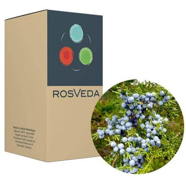 RosVeda Pure Essential Oil Juniper, 100% Φυτική Σύνθεση, Αιθέριο Έλαιο Άρκευθος 10ml