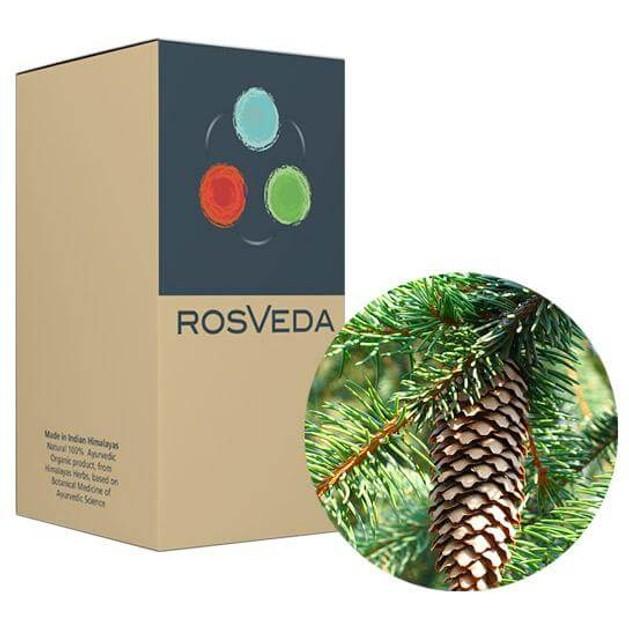 RosVeda Pure Essential Oil Pine, 100% Φυτική Σύνθεση, Αιθέριο Έλαιο Πεύκο 10ml