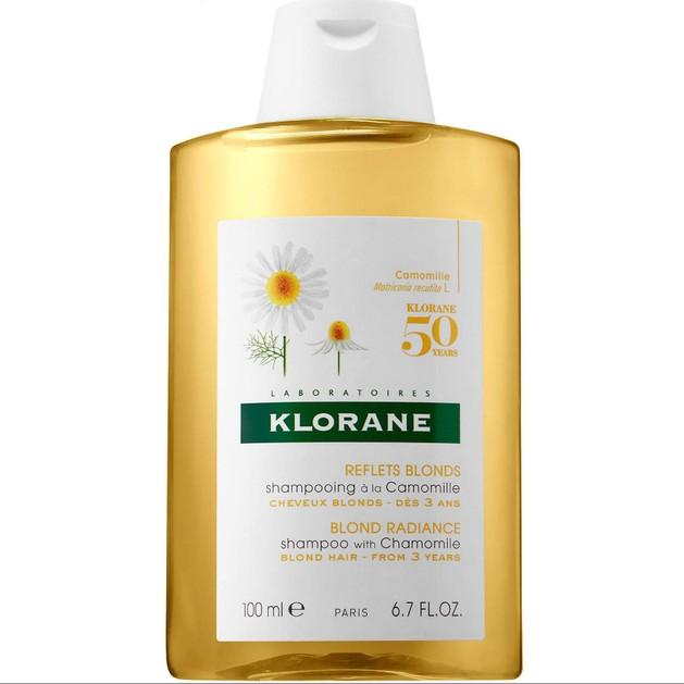 Δώρο KloraneBlond Highlights Shampoo With ChamomileΣαμπουάνμε Εκχύλισμα Χαμομηλιού για Ξανθές Ανταύγειες 100ml